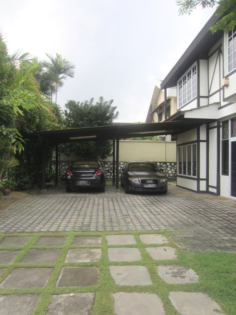Two Storey Bungalow House Design: Section 22 Tudor Bungalow House Property For Sale Petaling
