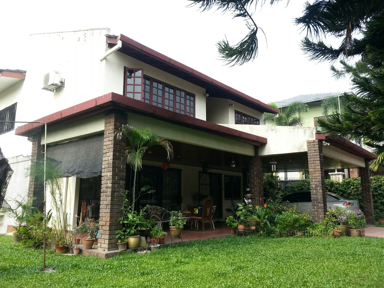 Bungalow for sale ss2 petaling jaya ss2 house for sale pj for Two storey bungalow