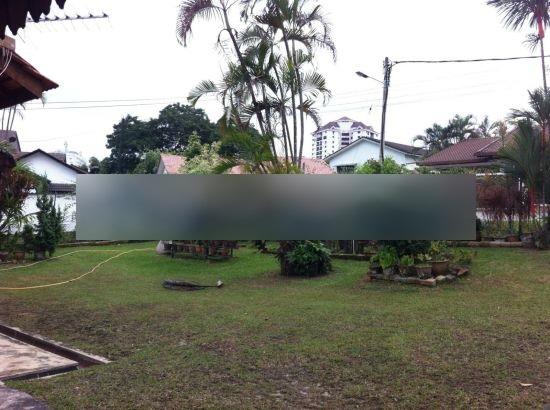 1 Storey Retro Bungalow at Section 11 Petaling Jaya for Sale (Rebuild Potential)