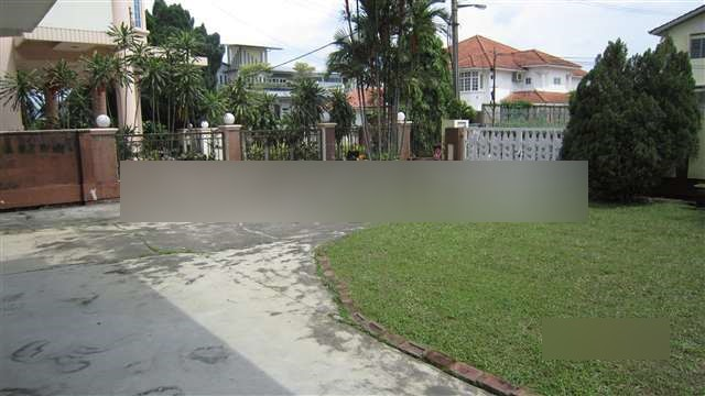 2 Storey Corner Bungalow for Sale at Section 20 (Paramount Garden) Petaling Jaya (Rebuild Potential)