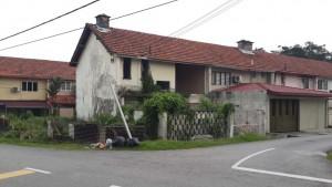 Jalan Carey Section 1A Terrace Corner House for Sale Petaling Jaya