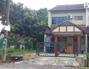 Terrace Link Corner House for Sale SS23 Taman Megah Petaling Jaya