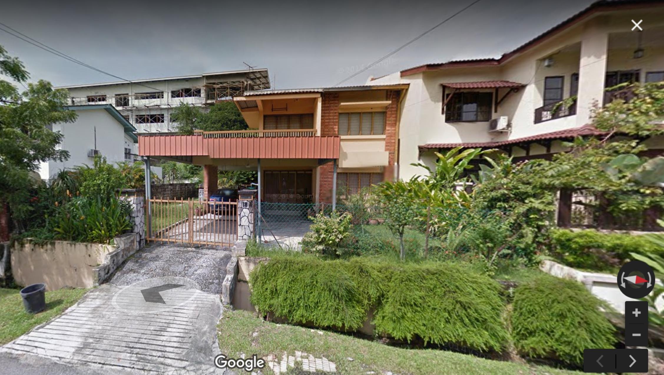 2 Storey Basic Semi-D for Sale @ Section 22 Petaling Jaya