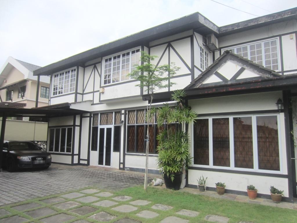 2 Storey Tudor Bungalow for Sale @ Section 22 Petaling Jaya