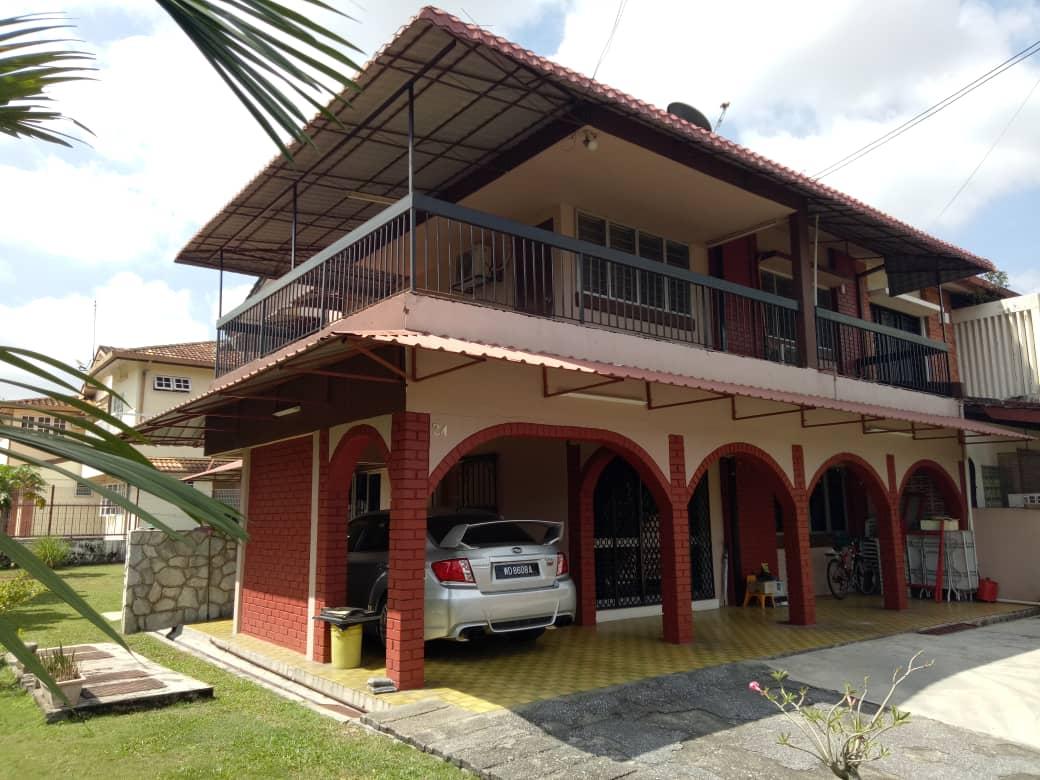 2 Storey Basic Semi-D @ SS5 Petaling Jaya (Rebuild Potential)
