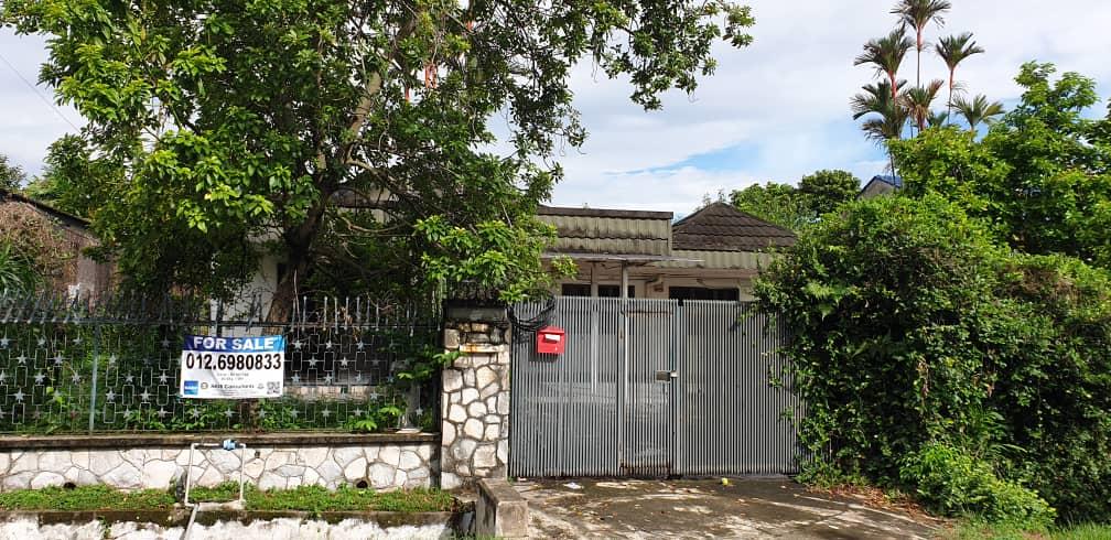 1 Storey Bungalow for Sale at SS1 Petaling Jaya (Rebuild Potential)